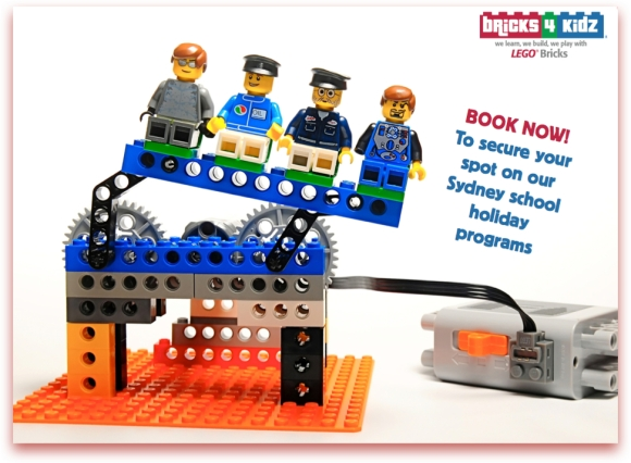 BRICKS 4 KIDZ® Sydney | School holiday programs July 2014