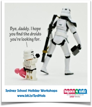BRICKS 4 KIDZ Sydney | School Holiday Workshops 2 | www.bit.ly:SydHols